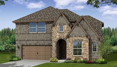 McKinney Single Family Home For Sale: 5308 Basham Lane