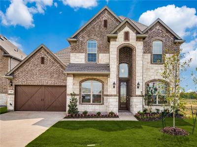 Celina Single Family Home For Sale: 4316 Caney Creek Circle