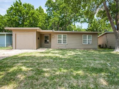 Mesquite Single Family Home For Sale: 708 Grande Drive