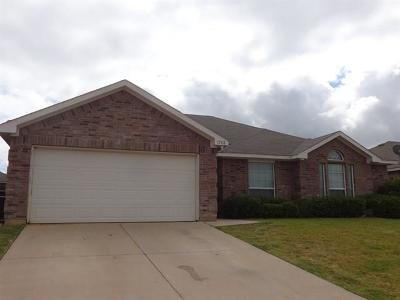 Mansfield Residential Lease For Lease: 1702 Griffin Lane