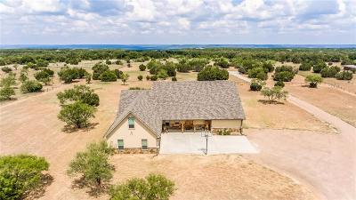 Gordon Single Family Home For Sale: 927 Prickly Pear Trail