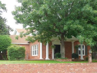 Eastland Single Family Home For Sale: 409 S Dixie Street
