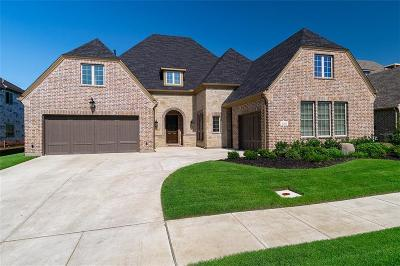 Flower Mound Single Family Home For Sale: 3505 Sutton Drive