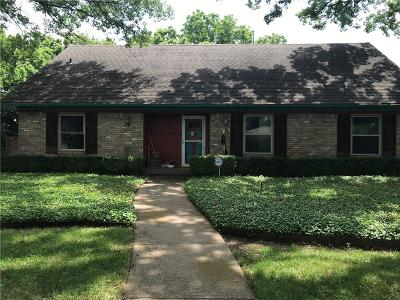 Single Family Home For Sale: 7836 Rolling Acres Drive