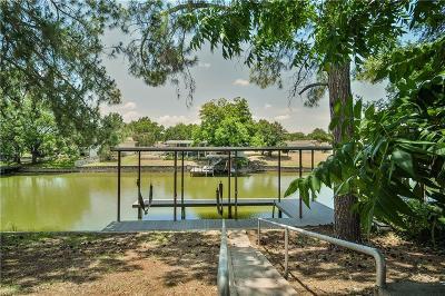 Parker County, Tarrant County, Hood County, Wise County Single Family Home For Sale: 3712 E Port Ridglea Court