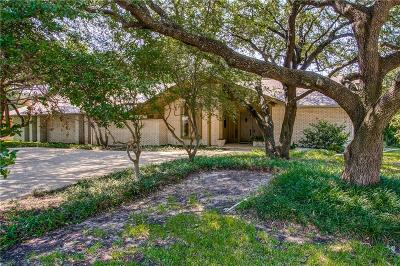 Single Family Home For Sale: 3930 Shady Hill Drive