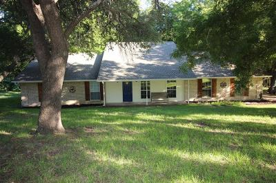 Willow Park Single Family Home For Sale: 4115 Indian Camp Road