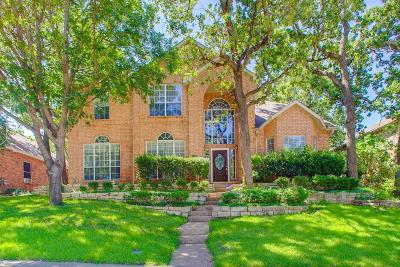 Coppell Single Family Home For Sale: 537 Halifax Lane