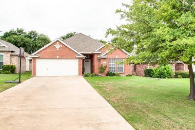 Justin Single Family Home For Sale: 112 Blue Bonnet Circle