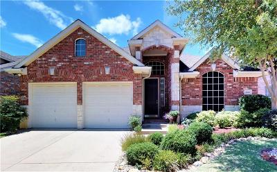 Denton Single Family Home For Sale: 4506 Trumpet Vine