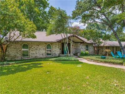 Dallas TX Single Family Home Active Option Contract: $459,500