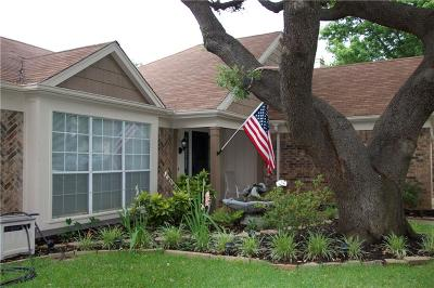 Grapevine Single Family Home For Sale: 526 Chasewood Drive