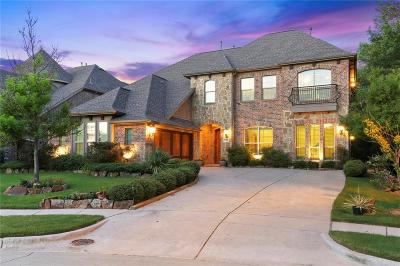 Allen Single Family Home For Sale: 1700 Texas Hills Court