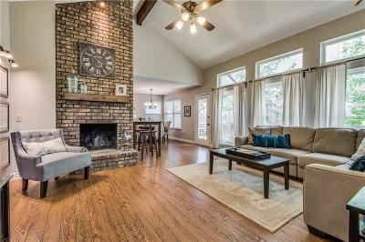 Grapevine Single Family Home For Sale: 1509 Laguna Vista Way