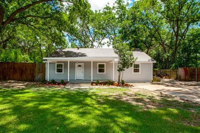 Seagoville Single Family Home For Sale: 2701 Kleberg Road