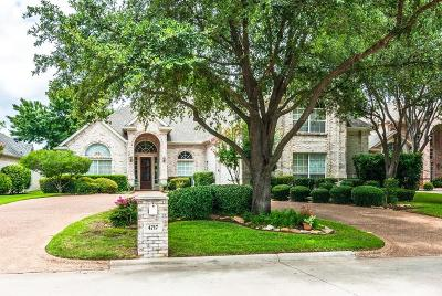North Richland Hills Single Family Home Active Option Contract: 4717 Greenway Court