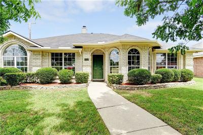 Allen Single Family Home For Sale: 801 Rockefeller Lane