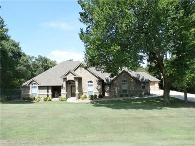 Azle Single Family Home For Sale: 207 Blacktail Court