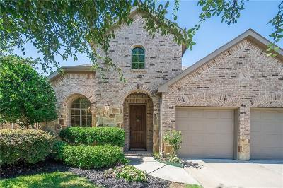 McKinney Single Family Home For Sale: 6517 Canyon Crest Drive