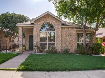 Irving Single Family Home For Sale: 252 Lydia Circle