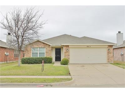 Fort Worth Residential Lease For Lease: 9417 Sundial Drive