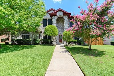 Mesquite Single Family Home For Sale: 605 Wedgewood Drive