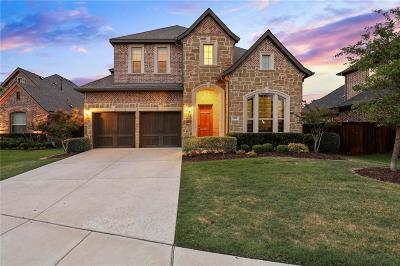 Frisco Single Family Home For Sale: 878 Gaited Trail