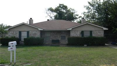 North Richland Hills Residential Lease For Lease: 6604 Central Avenue