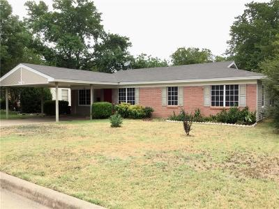 Haltom City Single Family Home For Sale: 3929 Dana Drive