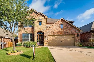 Fort Worth TX Single Family Home For Sale: $319,000