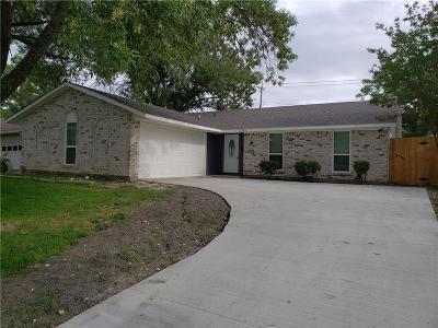 Mesquite Single Family Home For Sale: 2726 Spiceberry Lane