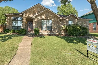 Allen TX Single Family Home For Sale: $254,900