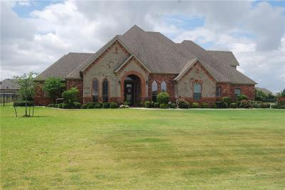 Haslet Single Family Home For Sale: 417 Lonesome Trail