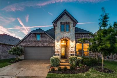 McKinney Single Family Home For Sale: 5804 Cranbrook Lane