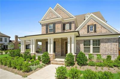 Mckinney Single Family Home Active Option Contract: 2116 Tremont Boulevard