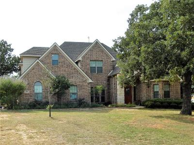 Azle Single Family Home For Sale: 384 Fossil Rock Drive