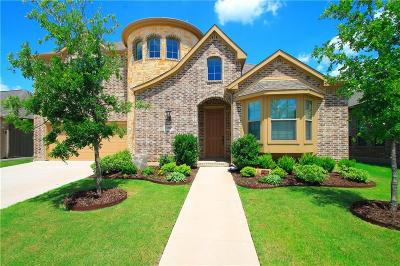 Denton Single Family Home For Sale: 5720 Eagle Mountain Drive