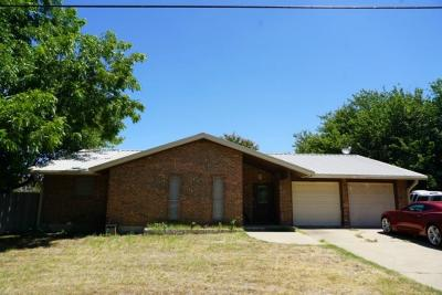 Dublin Single Family Home For Sale: 208 W Mesquite Street