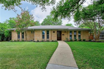 Plano Single Family Home For Sale: 1205 Edgefield Drive