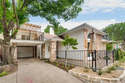Dallas Single Family Home For Sale: 1333 Skiles Street