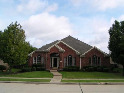 The Colony Residential Lease For Lease: 5712 Glenview Lane