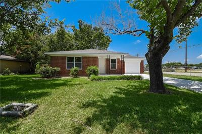 Wylie Single Family Home For Sale: 300 S 1st Street