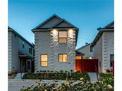 Dallas Single Family Home Active Option Contract: 2560 Wedglea Drive