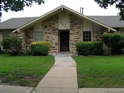 The Colony Residential Lease For Lease: 4840 Brandenburg Lane