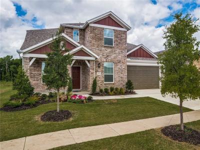 Aubrey Single Family Home For Sale: 2101 Arrow Head Lane