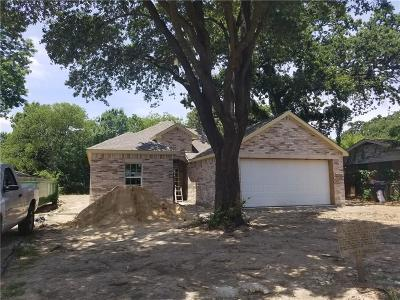 Dallas Single Family Home For Sale: 321 N Campus Drive N