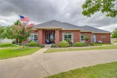 Waxahachie Single Family Home For Sale: 1141 Ovilla Road