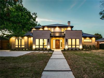 Dallas Single Family Home For Sale: 4435 Nashwood Lane