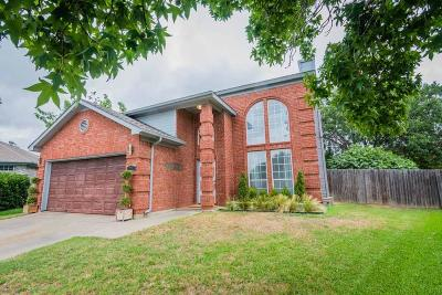 Fort Worth Single Family Home For Sale: 2967 Danube Court