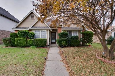 Carrollton Single Family Home For Sale: 2128 Falcon Ridge Drive